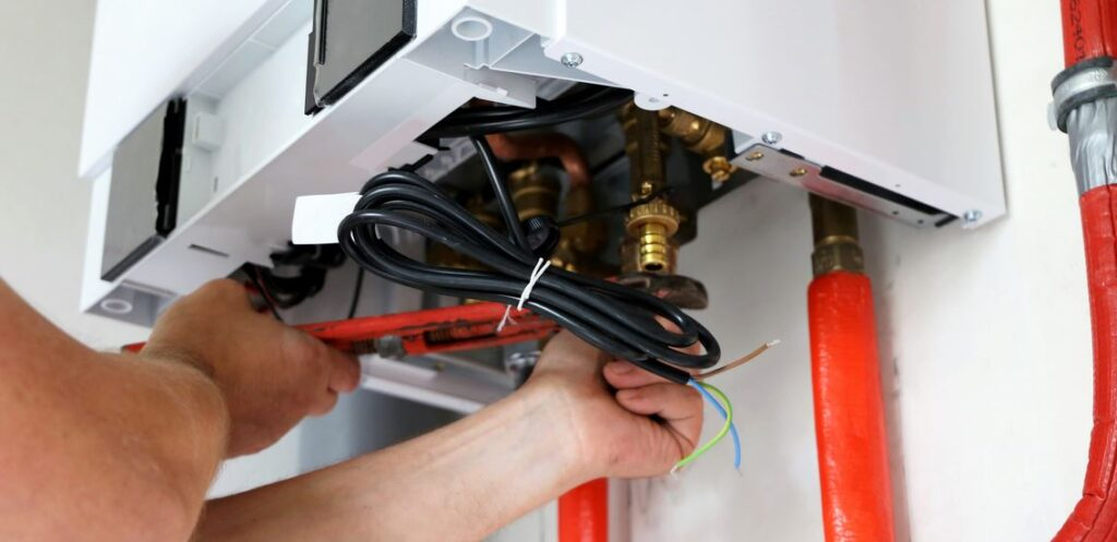 reparatii centrale termice sector 1